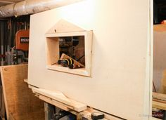 how to build a Bunk bed playhouse tutorial  (20 of 40)