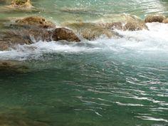 Cascadas de agua azul chiapas