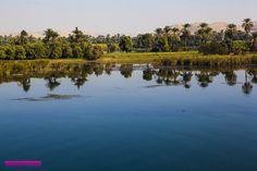 Margem do Rio Nilo. Você vai ver isso quando fizer um cruzeiro pelo rio! Contamos nossa experiência fazendo um Cruzeiro de 3 dias pelo Rio Nilo. Passamos por Aswan, Luxor, Komb Ombo, Edfu. Vimos coisas lindas e fomos roubadas!