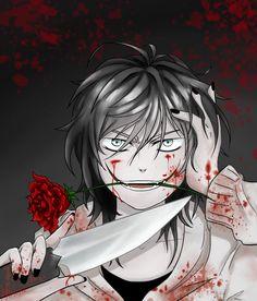 I'm Back~ [Jeff The Killer - (Redraw)] by Six-0-6.deviantart.com on @DeviantArt