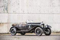 1929 Bentley 4½-Litre Open Tourer