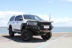 AFN has developed the first products for New Toyota Hilux 2016