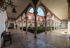 Nuestro seguidor en facebook Catalin Andreescu nos deja esta fotografía del Patio de los Bojes en el Museo https://www.facebook.com/Museo-de-Bellas-Artes-de-Sevilla-507858365941325/