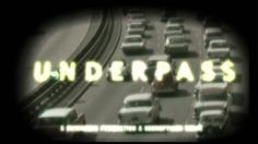 Live performance of the Track Underpass performed by John Foxx and the Math.