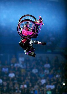 flying wheelchair