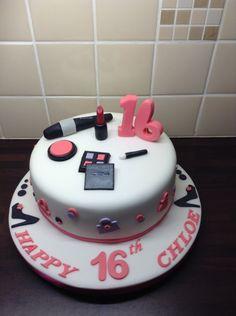 """16th"" birthday cake"