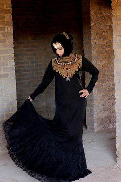 Gorgeous Abaya from Breeze Abayas