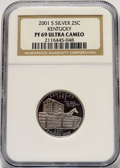 1988-jamaica-almost Perfect Silver Proof Coin Central America Coins Graded By Ngc Pf69 Ucam Diversified In Packaging