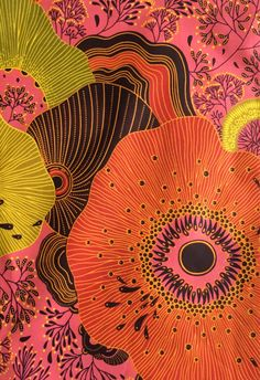 A personal favorite from my Etsy shop https://www.etsy.com/listing/520152520/african-print-fabric-ankara-red-pink