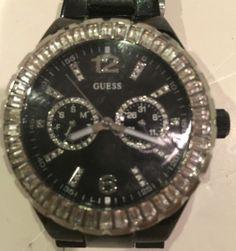 Guess-G13553L-Watch-Black-Swarovski-Crystals
