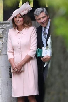 Carole et Michael Middleton, les parents de Pippa et Kate