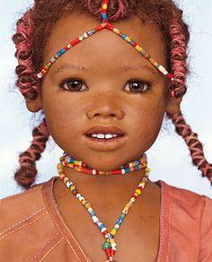 Annette Himstedt Collectible Dolls