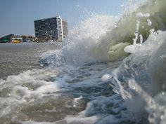 Salty waves...Myrtle Beach, SC