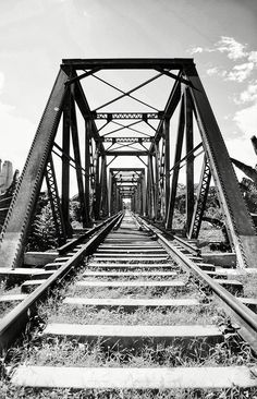 Railroad of the slaves