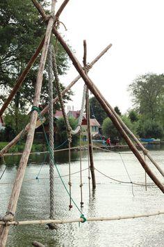 Wodny plac zabaw w Rydzewie | Marcin Banat