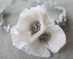 eBook Pattern - Feather Poppy Flower Tutorial -WithTutorials on How to Make Bouquets, Jewelry, Pens, etc - Materials Are Not Included