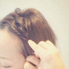☆脱コンサバ、カジュアルハーフアップ☆ Eyeliner Tape, Hair Arrange, Image, Women's Fashion, Fashion Women, Womens Fashion, Woman Fashion, Feminine Fashion
