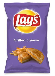 Wouldn't Grilled cheese be yummy as a chip? Lay's Do Us A Flavor is back, and the search is on for the yummiest flavor idea. Create a flavor, choose a chip and you could win $1 million! https://www.dousaflavor.com See Rules.