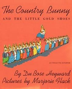 The Country Bunny and the Little Gold Shoes (Sandpiper Books) by DuBose Heyward