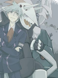 Steven Stone. I'm hoping we will see him again in Omega Ruby and Alpha Sapphire!