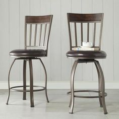 counter height chair swivel - Google Search