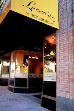 Lucca's Fine Italian Restaurant, Helena, Montana