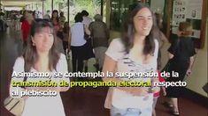Cambios al Plebiscito Electoral - Cápsulas Informativas Cl, Make It Yourself
