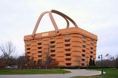 The Basket Building The Longaberger Company