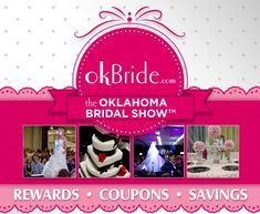 Visit our Prizes and Discounts Page Wedding Show, Bridal Show, Oklahoma Wedding, Wedding Vendors, Centerpieces, Wedding Flowers, Wedding Decorations, Reception, Table Centerpieces