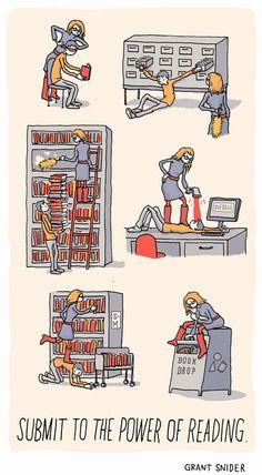 The Joy of Reading #2