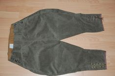Land Girl Breeches made by Pauline Loven