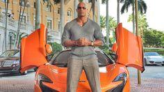 Dwayne Johnson:  Solo tenía 7 dólares en el bolsillo; hoy es el actor mejor pagado del mundo | ICON | EL PAÍS