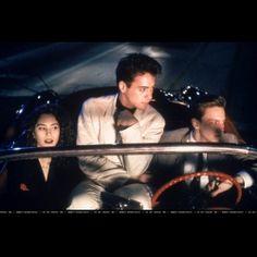 "Book Vs. Movie ""Less Than Zero"" by Author Bret Easton Ellis Robert Downey Jr, Jami Gertz, Andrew McCarthy"