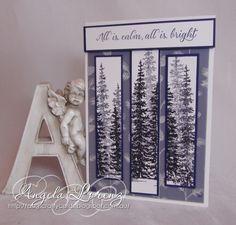 Christmas Card, Wonderland, Holiday Mini