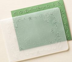 """FRAME- 4.5"""" x 5""""  StampIn Up - Sizzix -(my EMBOSSING Box)"""