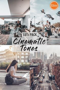 Amazing cinematic luts that make your videos look stunning! Check this handy pack on Etsy Video Editing, Photo Editing, Wedding Presets, Color Grading, Social Media Branding, To Color, Photo Colour, Lightroom Presets, Your Image