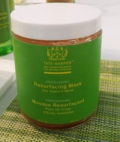 resurfacing mask tata harper