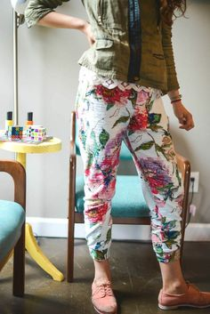 Go Make Noise Sweats #ootd #nordstrom #style #floral #nashville