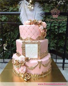 opulent cake