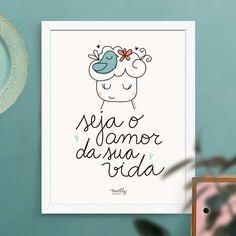 Seja o amor da sua vida - carinhas.com.br/mantly