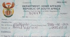 """Dear Corruption Watch, So many immigrants seeking refuge, opportunity and a future in South Africa are greeted with contempt and """"xenophobia"""" that it's a wonder we still have so many applications for asylum. But I'm hearing that in addition to such indignities, refugees must pay bribes to become documented aliens. Don't our laws protecting people's rights extend to immigrants?"""