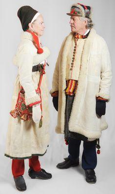 Norwegian Fashion, Swedish Fashion, Folk Clothing, Clothing And Textile, Folklore, Folk Costume, Costumes, Visit Sweden, Frozen Costume