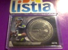 Free Stuff: 2014 Topps Kickoff Coins #NFLKCRW Russell Wilson - Listia.com Auctions for Free Stuff
