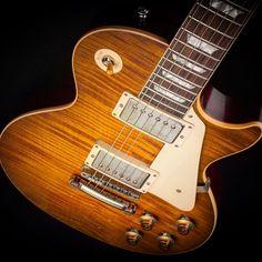 Tom Murphy Aged 1959 Gibson Les Paul True Historic in Lemonburst