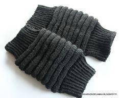Diy Crochet Cardigan, Knit Crochet, Dystopian Fashion, Kissa, Boot Cuffs, Knitting Yarn, Lana, Gloves, Sewing