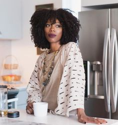 Yvonne Orji is a Nigerian actress recognized as Molly in the TV series 'Insecure' aired on HBO. She's vowed to keep virgin till marriage, find all details Black Girls Rock, Black Girl Magic, Curly Hair Styles, Natural Hair Styles, Issa Rae, Texturizer On Natural Hair, Black Women Art, Black Art, My Black Is Beautiful