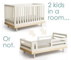 True confessions: Baby and Toddler Room Sharing