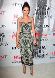 Kristen Stewart Pictures at Snow White Sydney Premiere