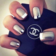 fall nail designs for short nails - Fall Nail Designs 2014 – Trendir Style