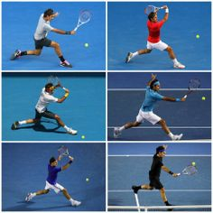 Roger Federer has the smoothest backhand in tennis